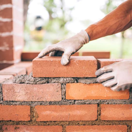 Dobbelt murstensvæg