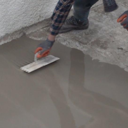 Forberedelse af betonoverflader