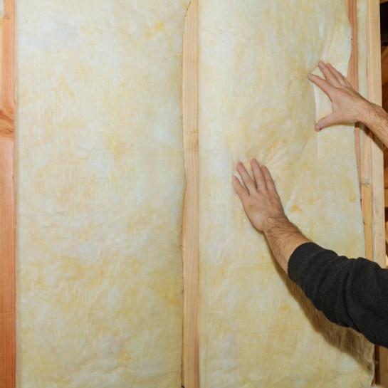 Trennwand mit Unterkonstruktion aus Holz bauen